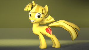 Twilycane Pony