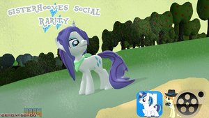Dl sisterhooves social rarity  update  by beardeddoomguy d6q9mqh