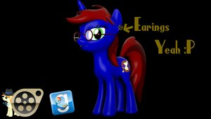 Earrings model  dl  by longsword97 d715as2