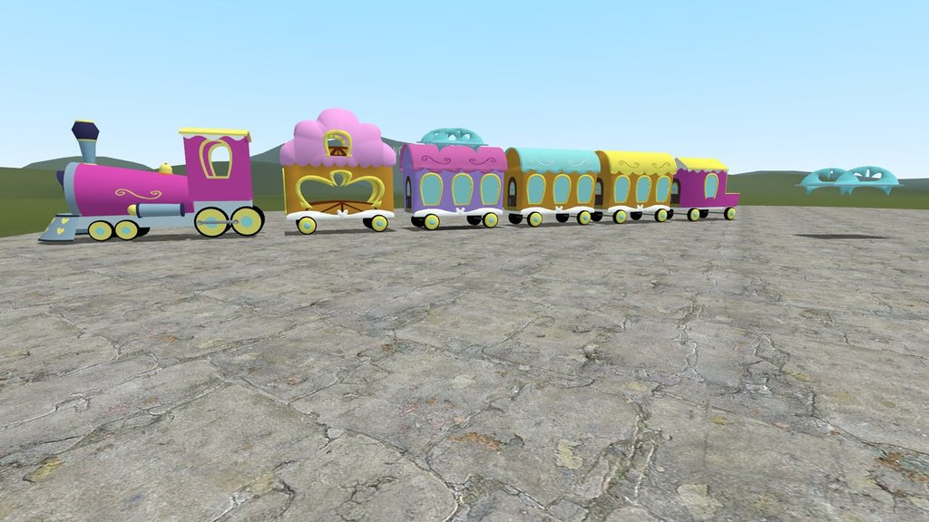 Dl  sfm  gmod  mlp train by dracagon d72brvz