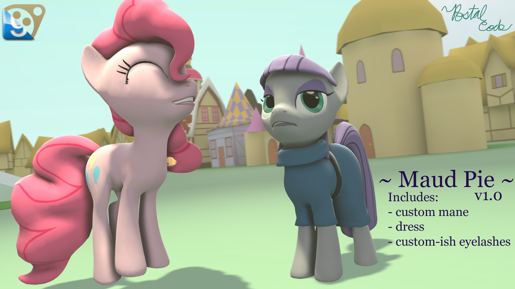 Maud Pie By The4thaggie