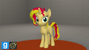 Filly Sunset Shimmer
