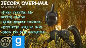 Dl  zecora overhaul by aeridiccore d7fez78