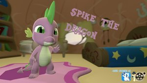 Dl  spike the dragon by beardeddoomguy d7ktn7c