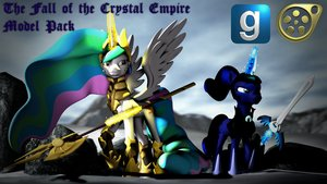 """Fall of the Crystal Empire"" Pack"