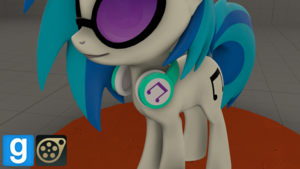Headphones Update - EqG Skin