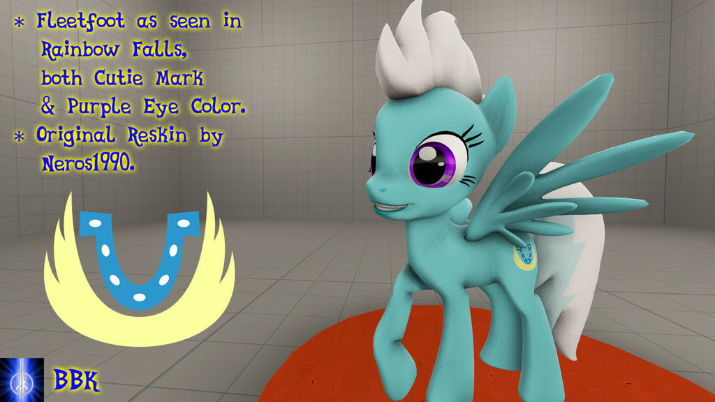 Dl  fleetfoot from rainbow falls by bb k d75zq04