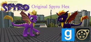 (Original) Spyro Pony