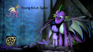 Young Adult Spike [SFM/DL]