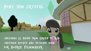 Dl  pony sim crystal  sfm  by metallbox7 d7f2vx2