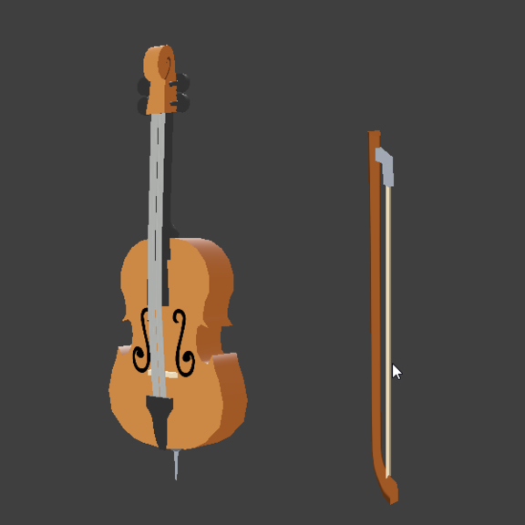 Octavia's Cello