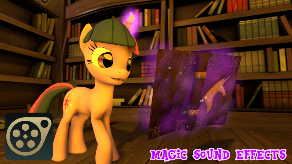 Magic Sound Effects [SFM Resource]