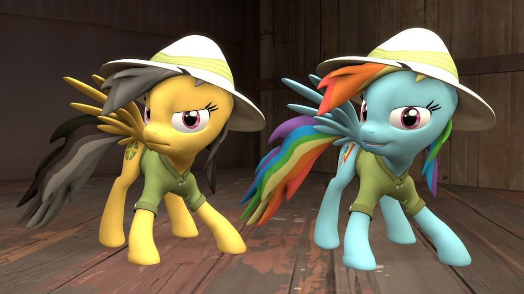 Daring Do (without hat)