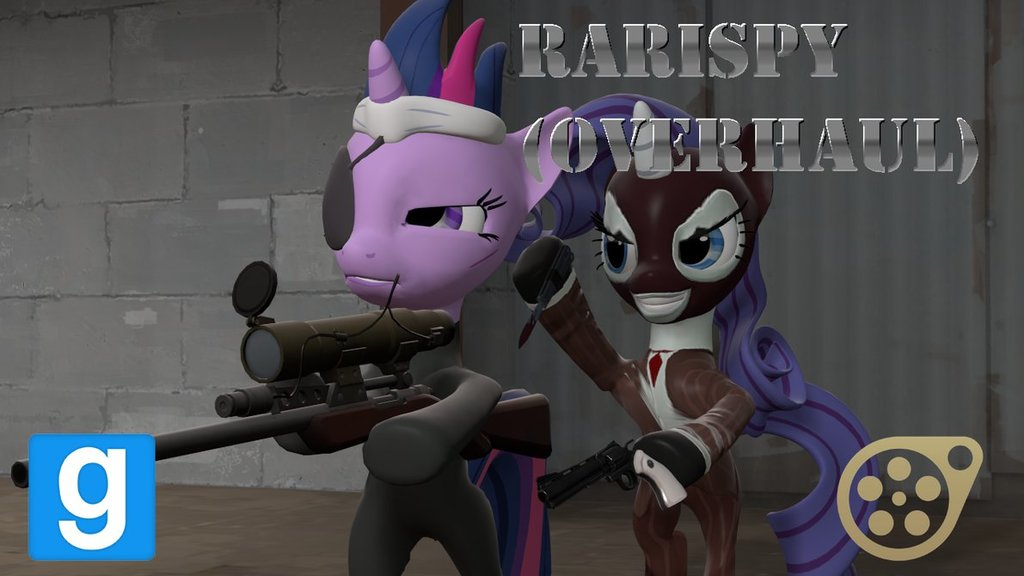 Equestria fortress 2 overhaul   rarispy by optimus97 d6t5f92