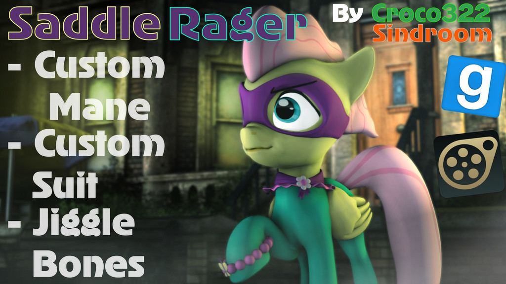 [DL] Saddle Rager