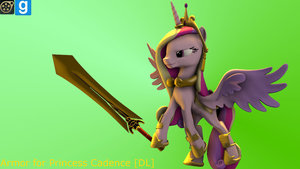 [DL]Armor For Princess Cadence