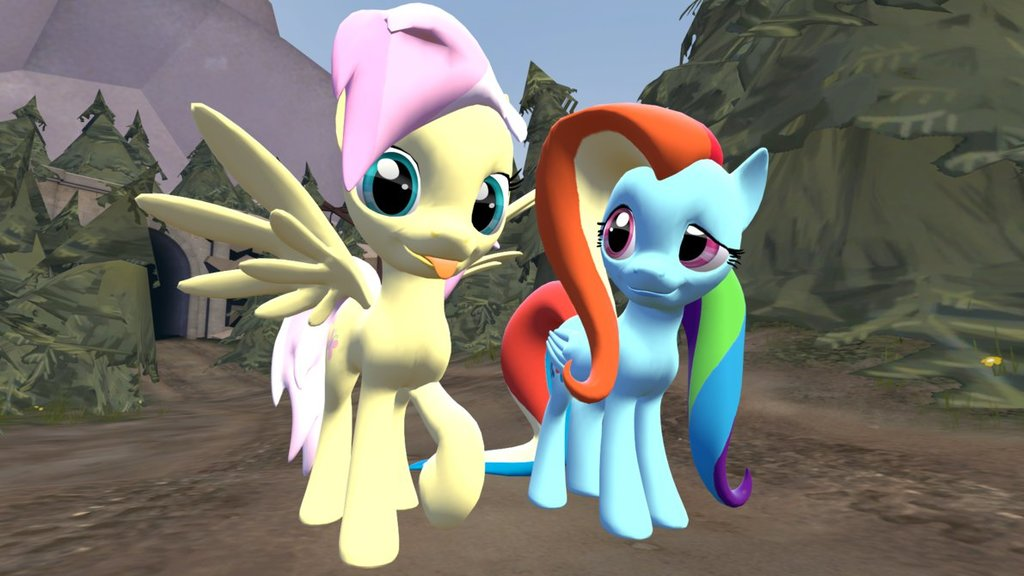 Flutterdash Model Download