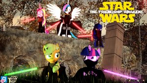 Star Wars - The Friendship Awakens Pack