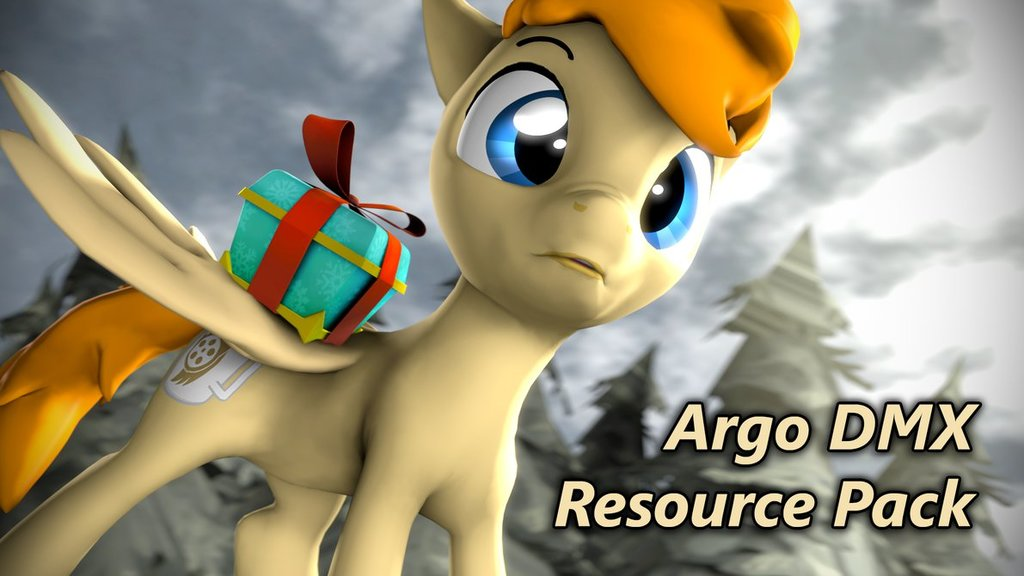 Argo DMX Resource Pack