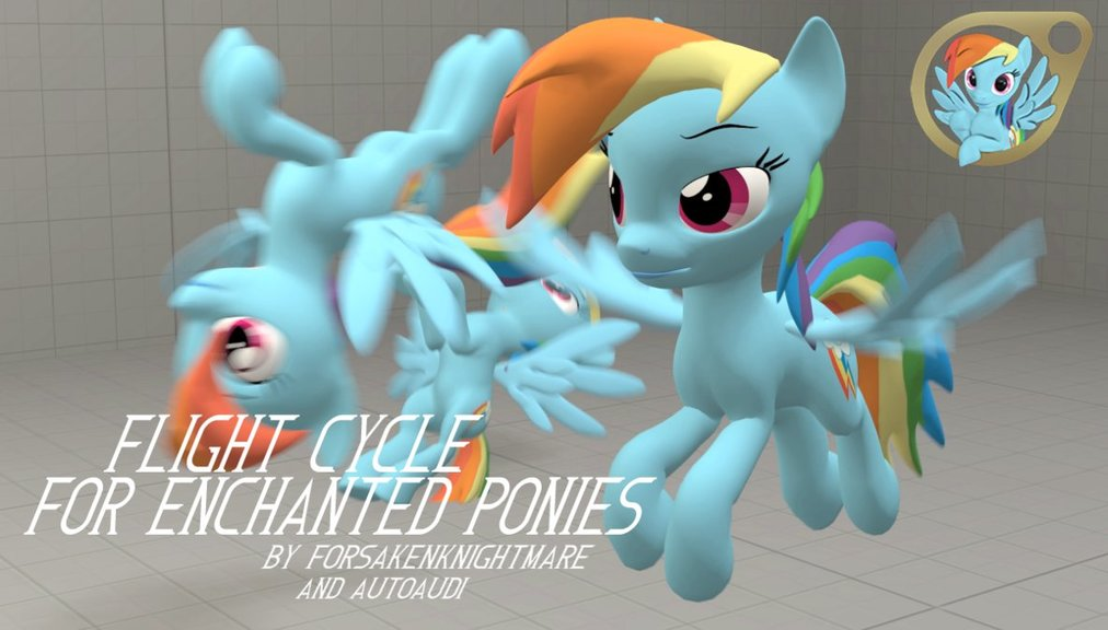 Forward Flight cycle for Enc Ponies v1