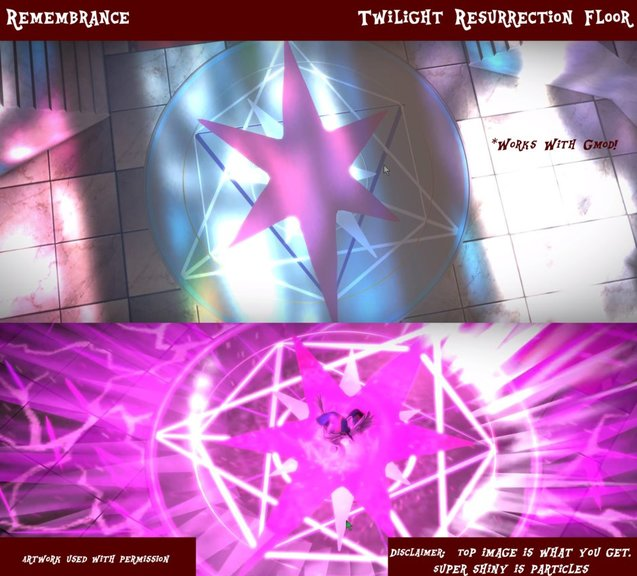 Remembrance - Twilight Resurrection Floor