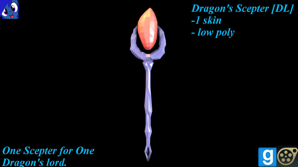 Dragon's Scepter