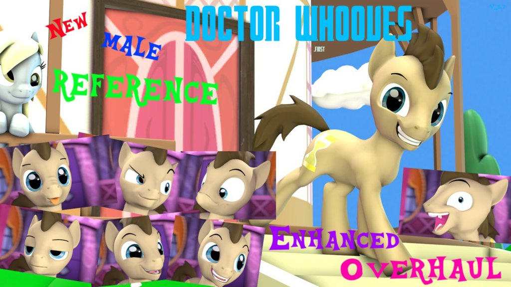 Enhanced Overhaul maly Dr. whooves