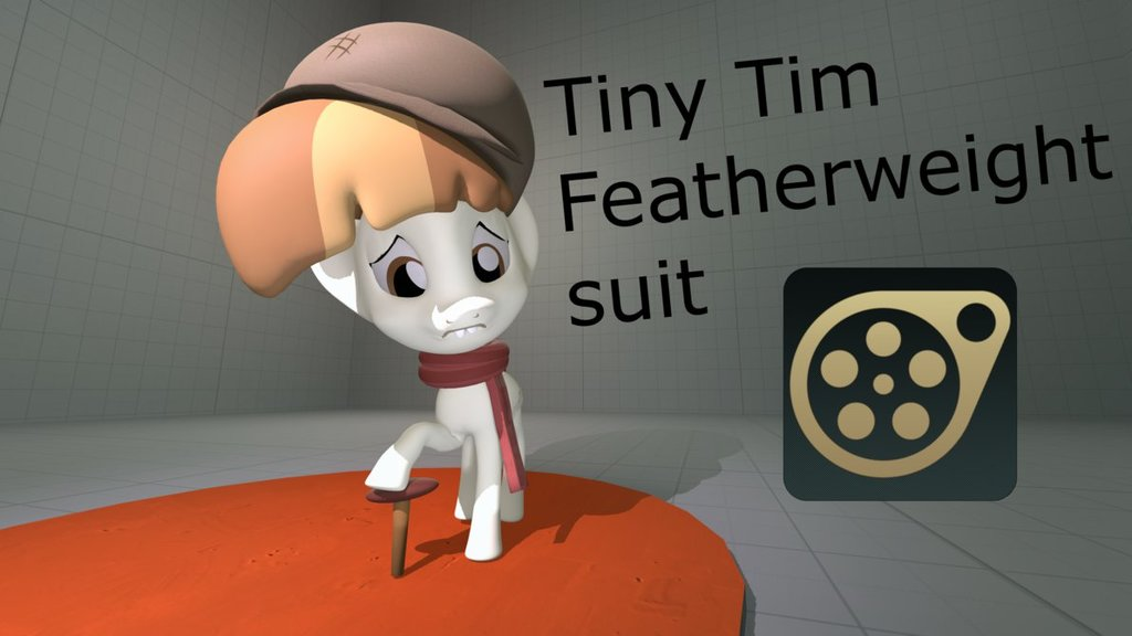Tiny Tim Featherweight suit.