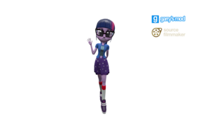 EG: Twilight Sparkle New Outfit