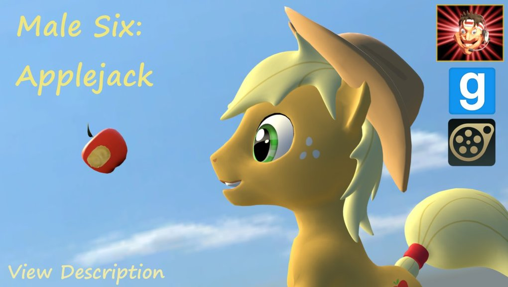 Applejack Male