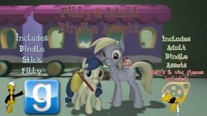 Filly And Adult Bindle Assets