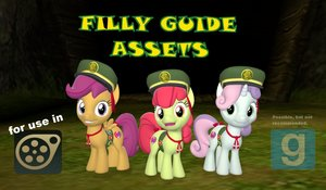 Filly Guide Assets