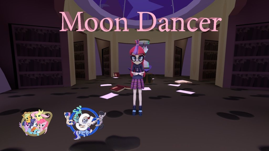 EQG - Moon Dancer