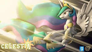 New Overhaul Princess Celestia