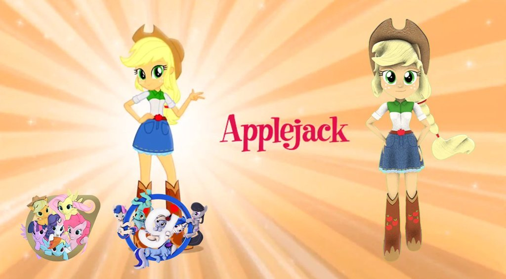 Apple Jack Pony Form