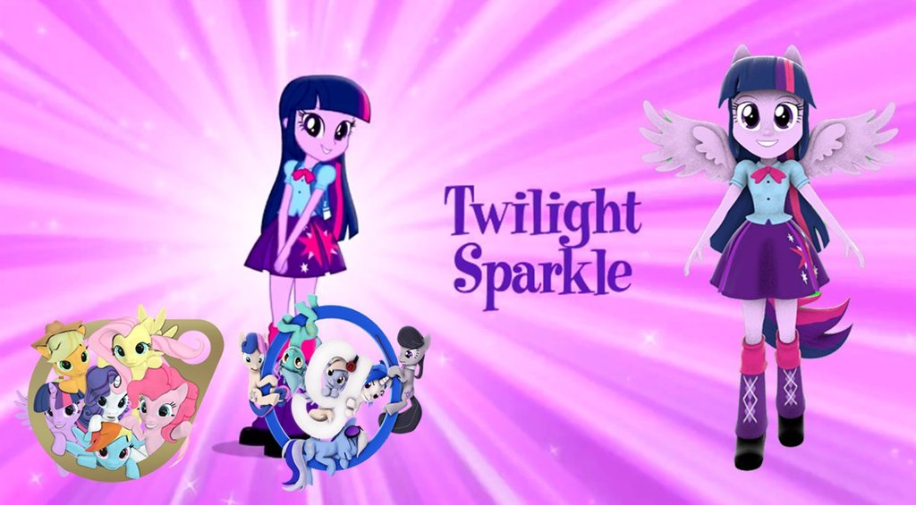 Twilight Sparkle Pony Form