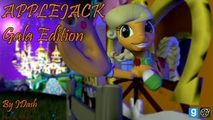 Applejack Gala Edition