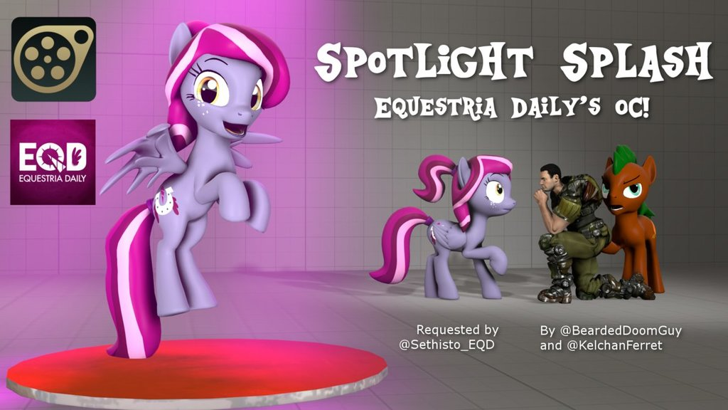 Spotlight Splash