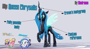 Queen Chrysalis 1.2