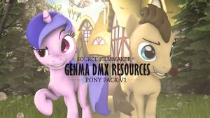 Genma DMX Resources V1
