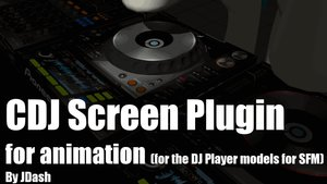CDJ Screen Plugin