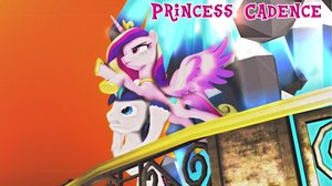 New Overhual Princess Cadence