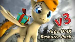 Argo DMX Resource Pack v3
