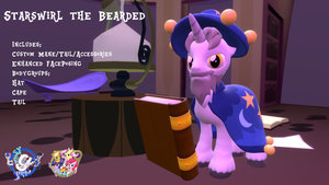 StarSwirl The Bearded