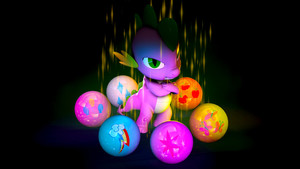 Pony DragonBallZ Balls