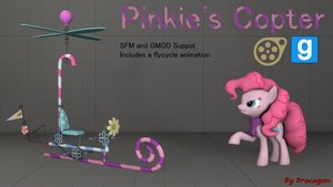 Pinkie Copter