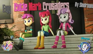 Cutie Mark Crusaders Pack v 1.0