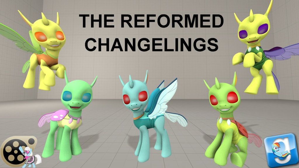 The Reformed Changelings