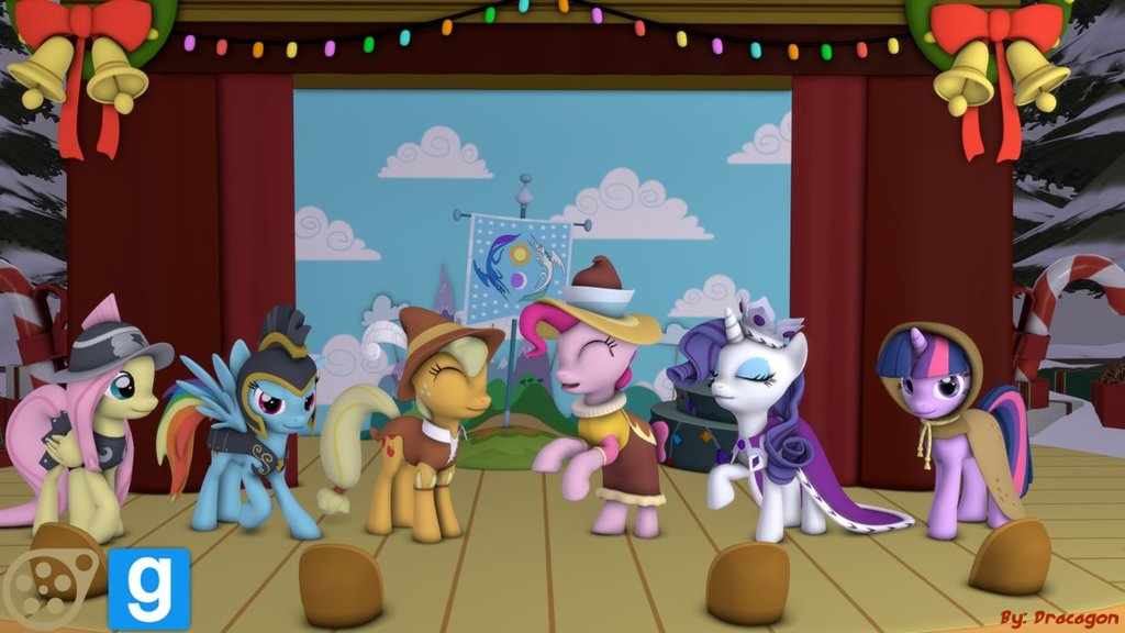 Hearth Warming Ponies