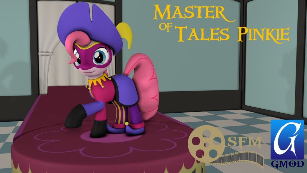 Master of Tales Pinkie